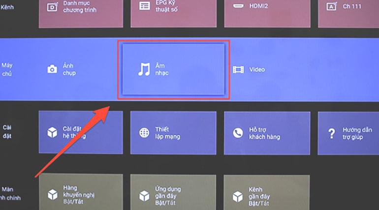 Sủ dụng USB để xem phim và nghe nhạc trên smart tivi bạn đã thử chưa ?