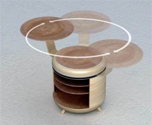 3 thiết kế bàn đa năng tuyệt vời cho nhà chật 3