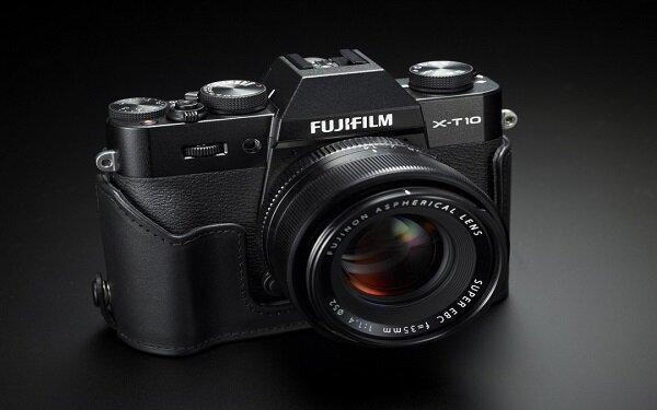 Hướng dẫn cách sử dụng máy ảnh Fujifilm XT10
