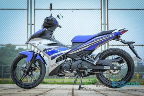 Giá xe máy Yamaha Exciter 2015