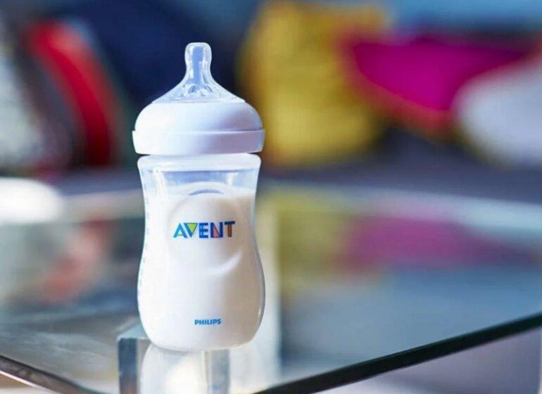 Bình sữa Avent cho bé được thiết kế đa dạng, đẹp mắt