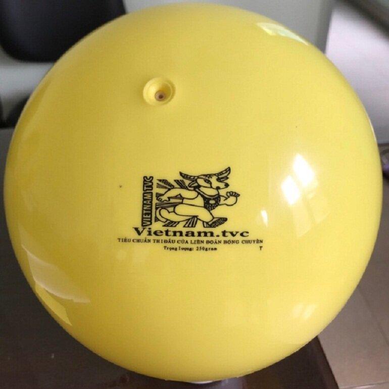 Banh bóng chuyền hơi giá rẻ Vietnam TVC 200g