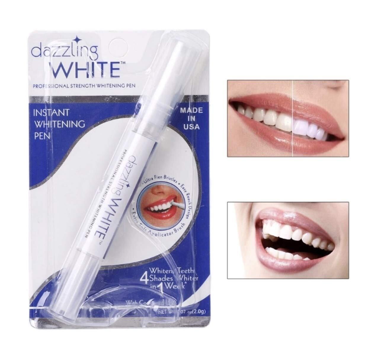 Dazzling White có xuất xứ từ nước Mỹ được bán rộng rãi trên toàn thế giới