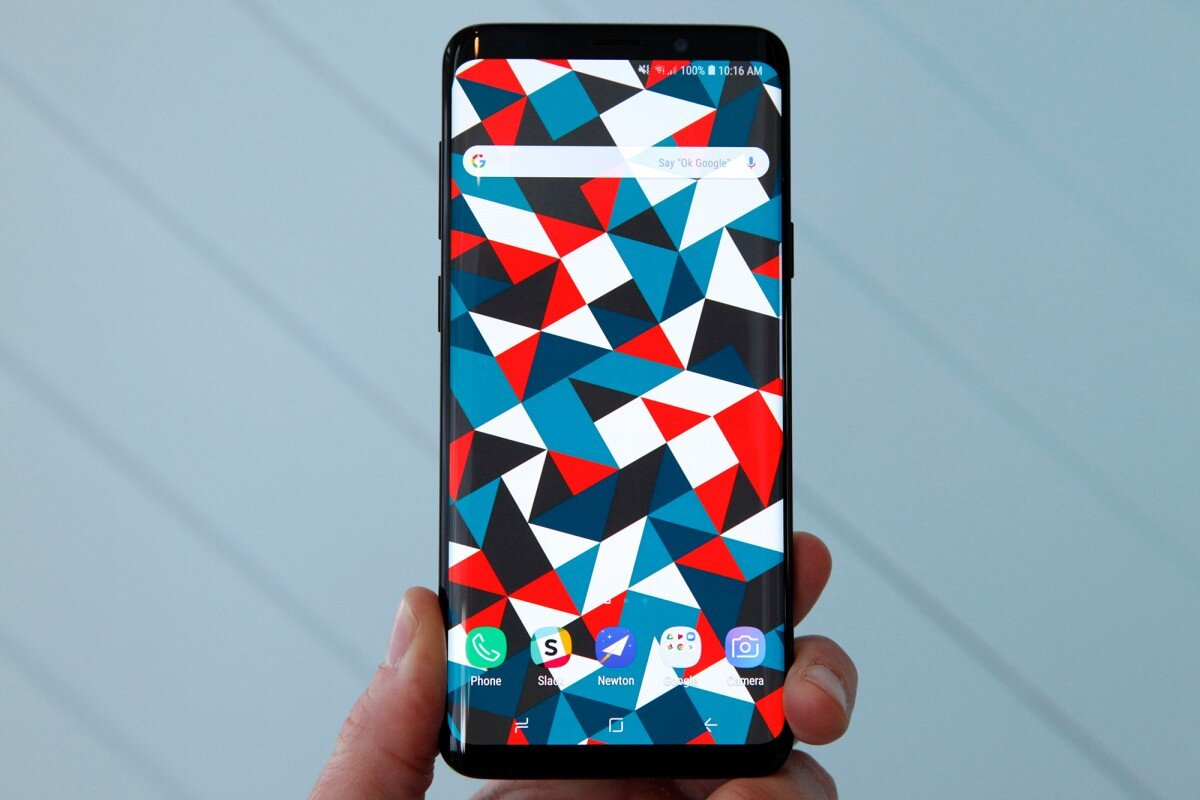 Samsung Galaxy S10 với thiết kế cực đẹp với màn hình không viền