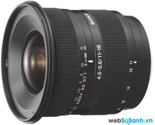 Sony SAL DT 11-18mm f / 4,5-5,6