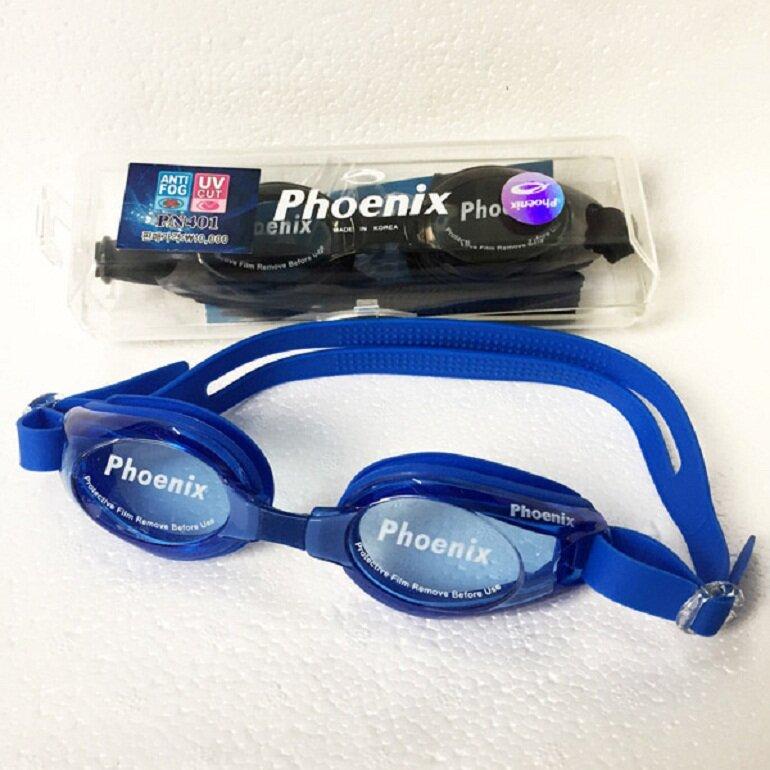 Kính bơi Phoenix có xuất xứ từ Hàn Quốc