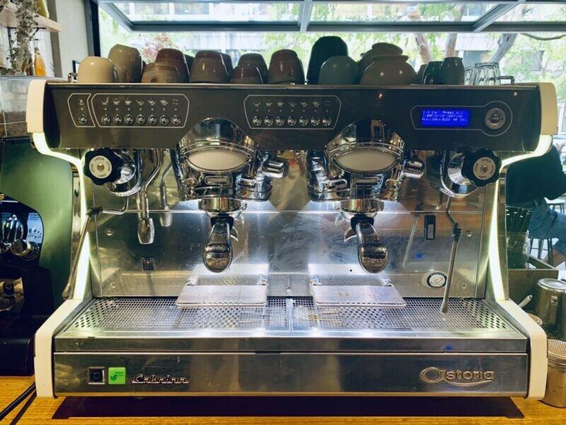 Group head là bộ phận quan trọng của máy pha cà phê