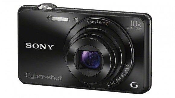 Sony Cyper-shot DSC-WX220