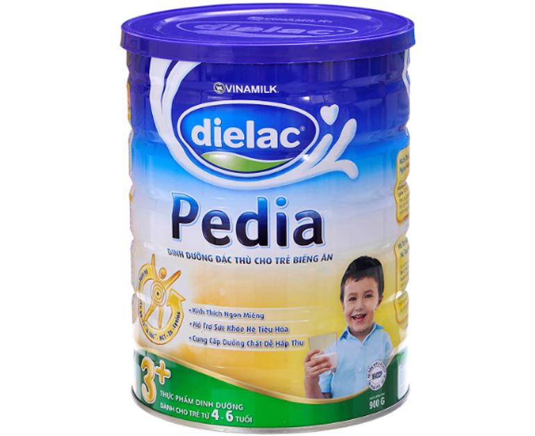 Sữa bột Dielac Pedia của Vinamilk