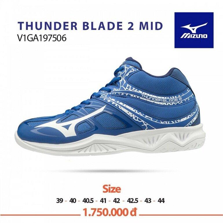 Giày bóng chuyền Mizuno Thunder Blade 2