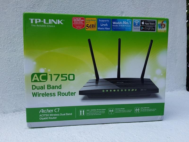 Modem wifi TP-Link Archer C7 uy tín