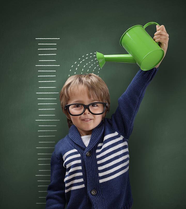 Từ 1-5 tuổi là giai đoạn tăng trưởng chiều cao quan trọng của bé