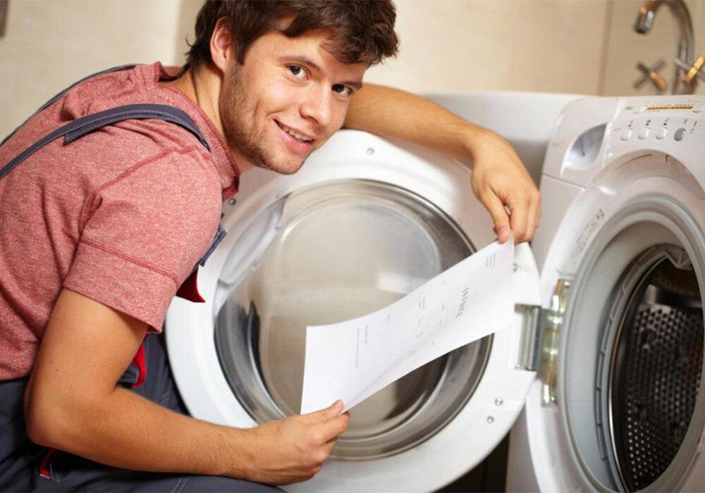 Đọc kĩ hướng dẫn của nhà sản xuất trước khi sử dụng máy giặt