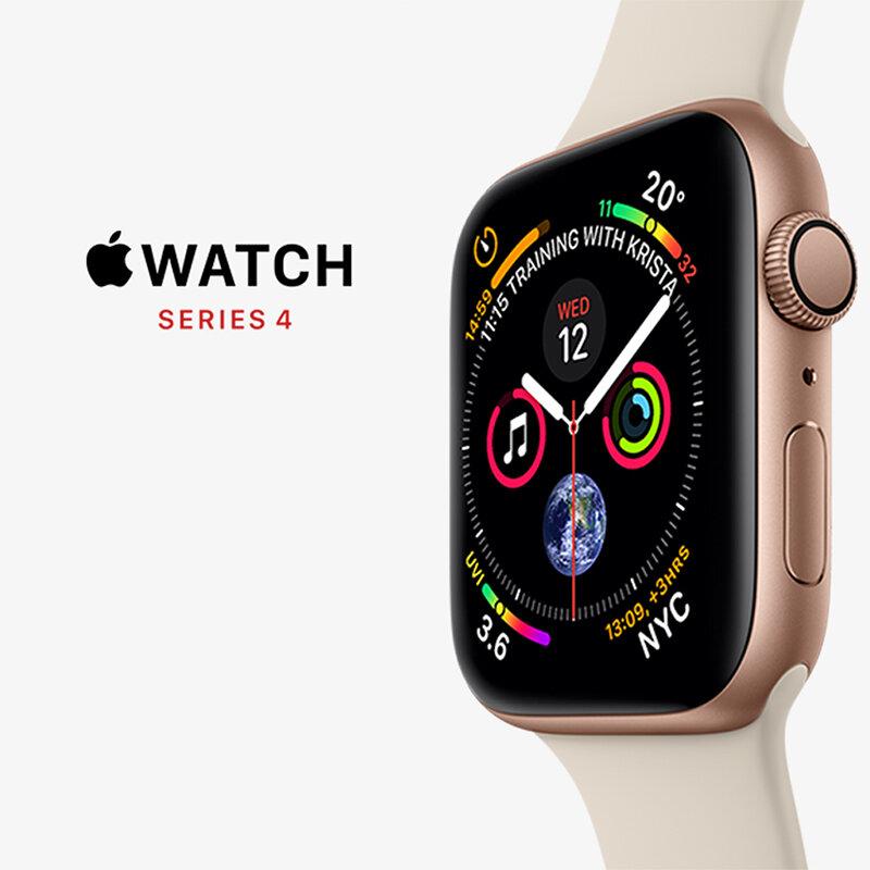Apple Watch với nhiều kiểu dáng và màu sắc thời trang