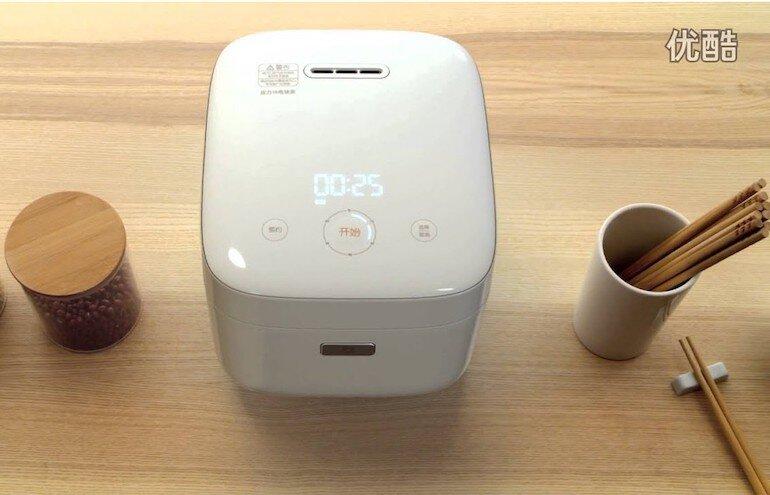 Nồi cơm điện cao tần Xiaomi Mi Rice Cooker 2 (3L hoặc 4L)