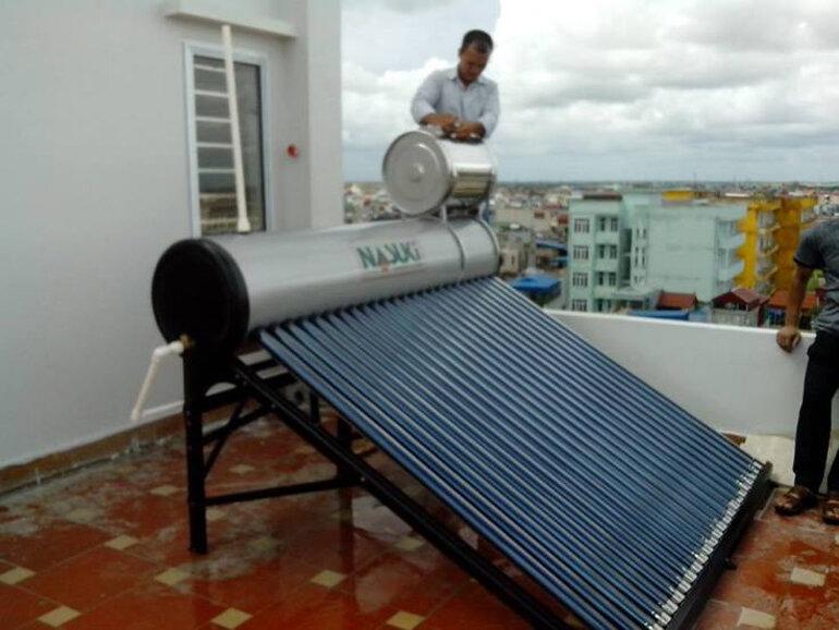 Ưu và nhược điểm bình nước nóng năng lượng mặt trời