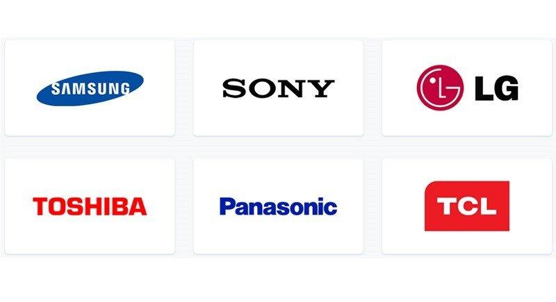 Nên cân nhắc lựa chọn tivi thương hiệu uy tín
