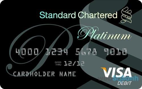 Thẻ tín dụng ngân hàng Standard Chartered