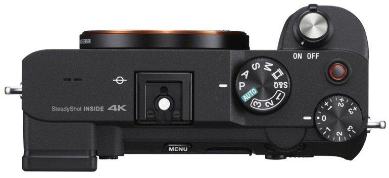 máy ảnh sony a7c