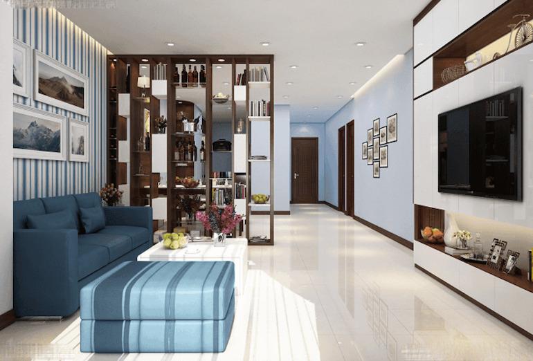 Lựa chọn nội thất phòng khách cần chú ý những điều sau