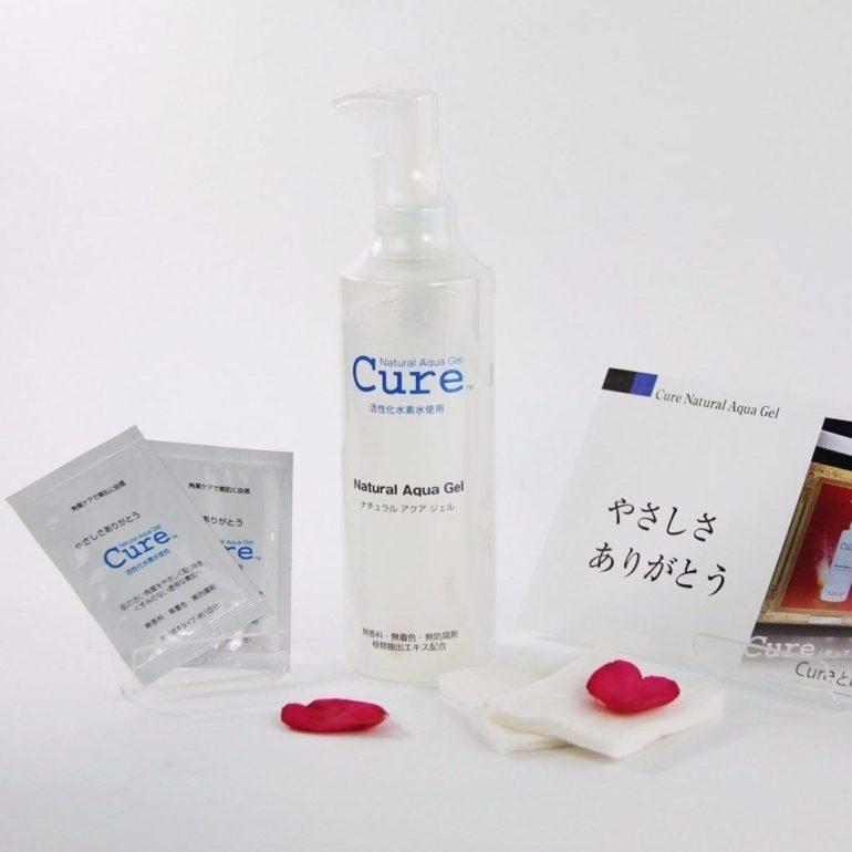 Tẩy da chết Cure có mấy loại ? Nên mua loại nào ?