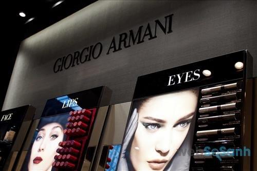 Thương hiệu ARMANI Beauty