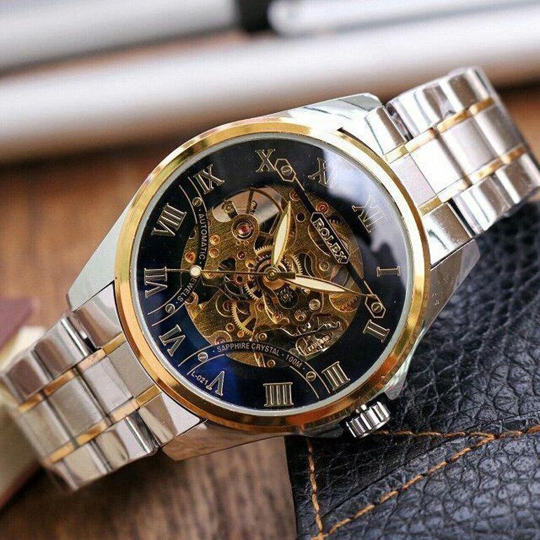 Đồng hồ Rolex cơ nam