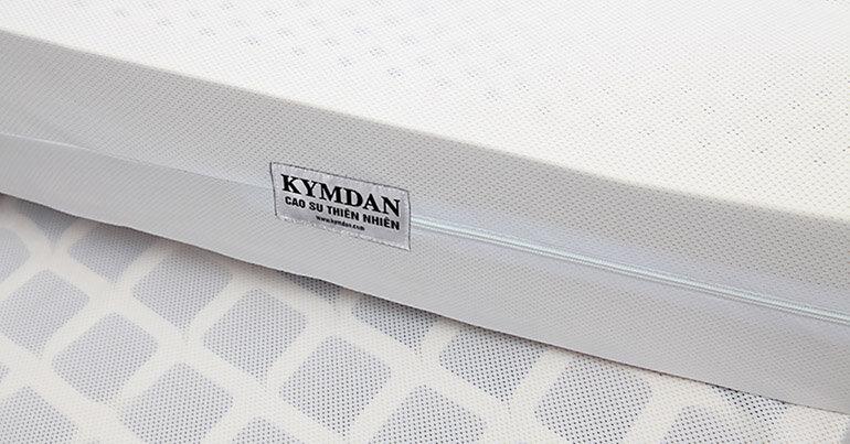 Có nên mua đệm cao su Kymdan không ? Chất lượng đệm cao su Kymdan thế nào ?