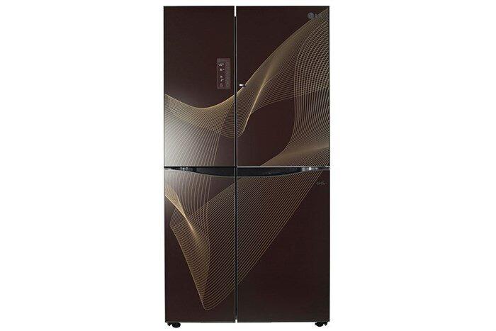 Tủ lạnh LG GRR267LGK (GR-R267LGK) - 679 lít