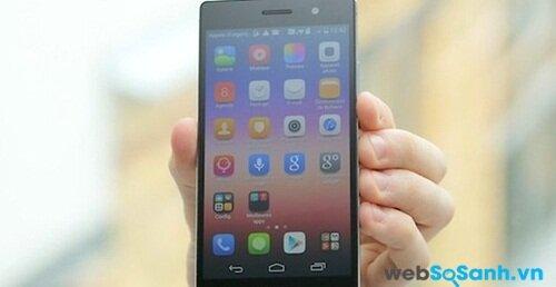 Bạn không nên bỏ qua Huawei Ascend P7