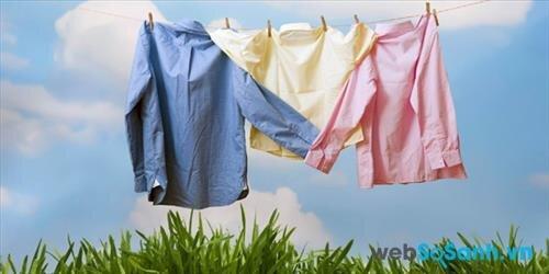 Công nghệ giặt Nano bạc tiêu diệt vi khuẩn trên quần áo