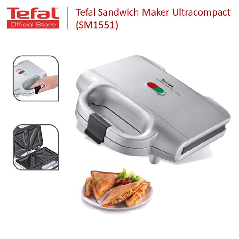 Máy Làm Bánh Hotdog Tefal SM1551