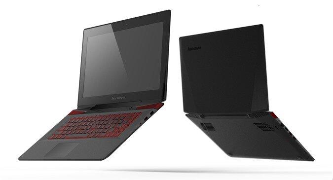 Laptop chơi game màn hình 4K siêu nét của Lenovo