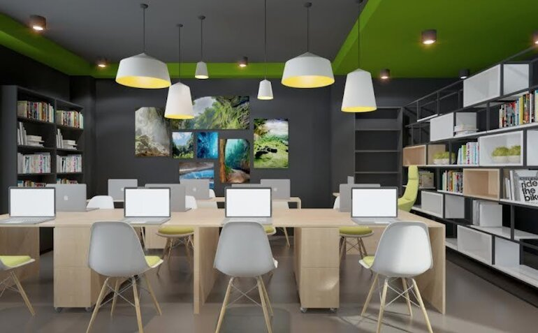 Một số nội thất văn phòng giá rẻ TPHCM thông dụng