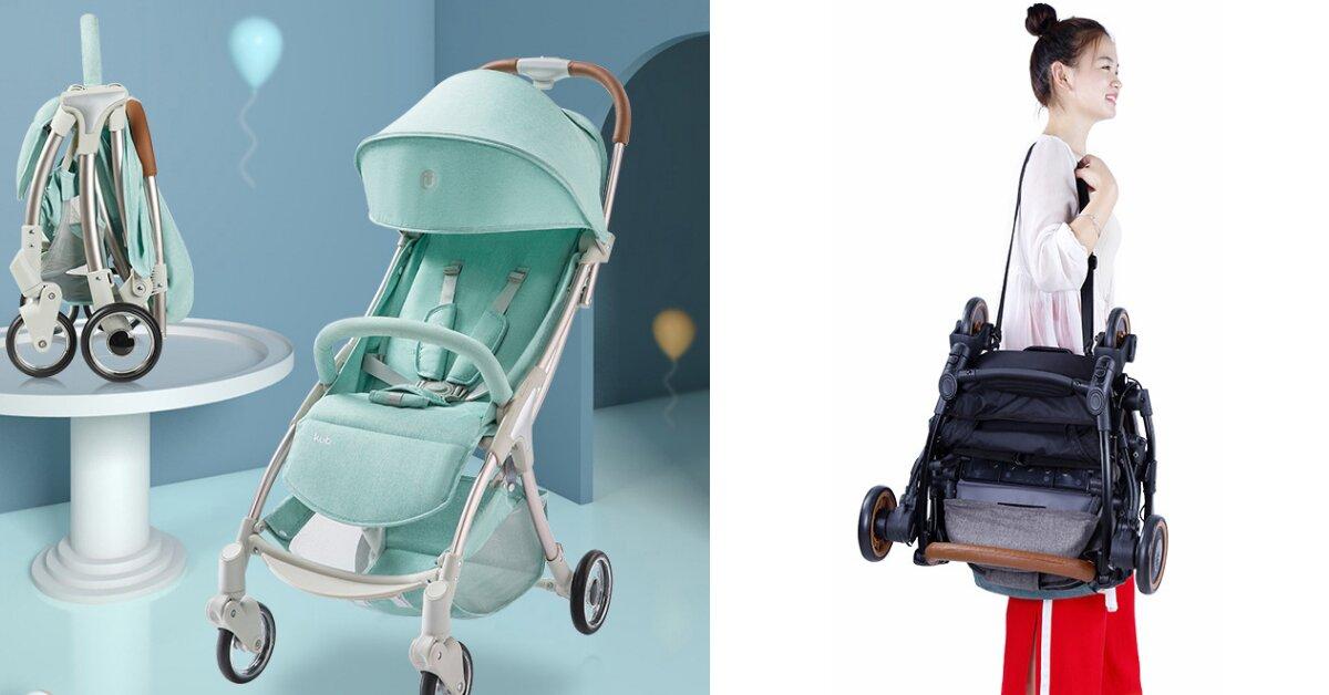 Xe đẩy gấp gọn cho bé loại nào tốt?