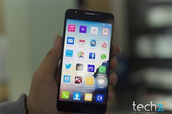 Trên tay Alcatel One Touch Idol: Lựa chọn tầm trung sáng giá-image-1385547306514