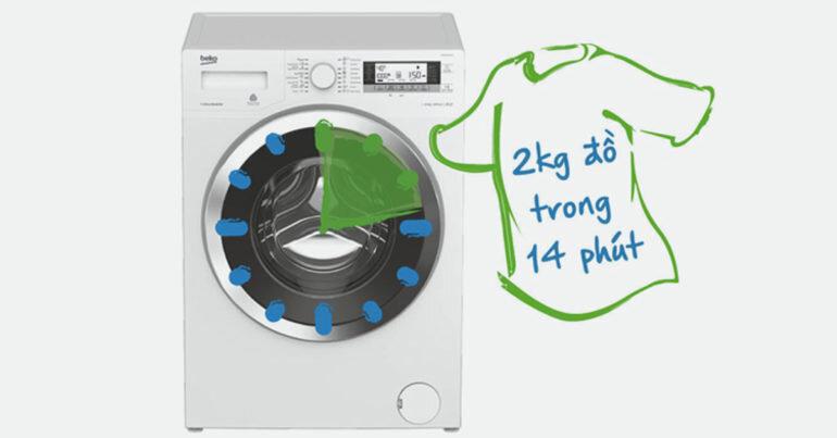 Top 3 máy giặt Beko inverter tốt đáng mua nhất năm 2019