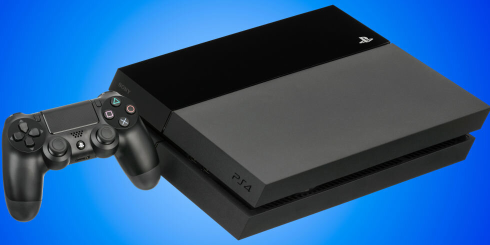 PS4 Console của Sony