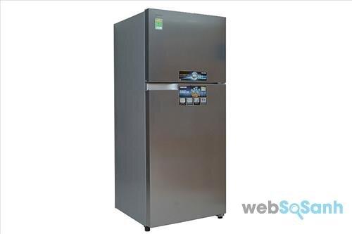Tủ lạnh Toshiba GR-T41VUBZDS - tủ lạnh Toshiba inverter tiết kiệm điện