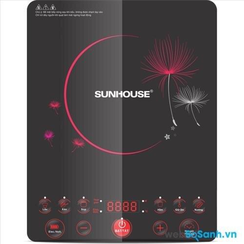 Bếp điện từ Sunhouse SHD6152