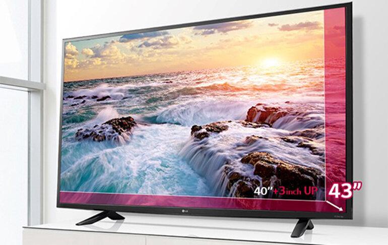 Smart Tivi 4K Ultra HD LG 43 inch 43UF640T