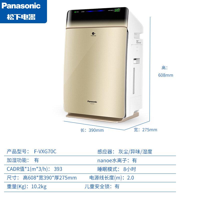 Máy lọc không khí Panasonic có chất lượng rất tốt