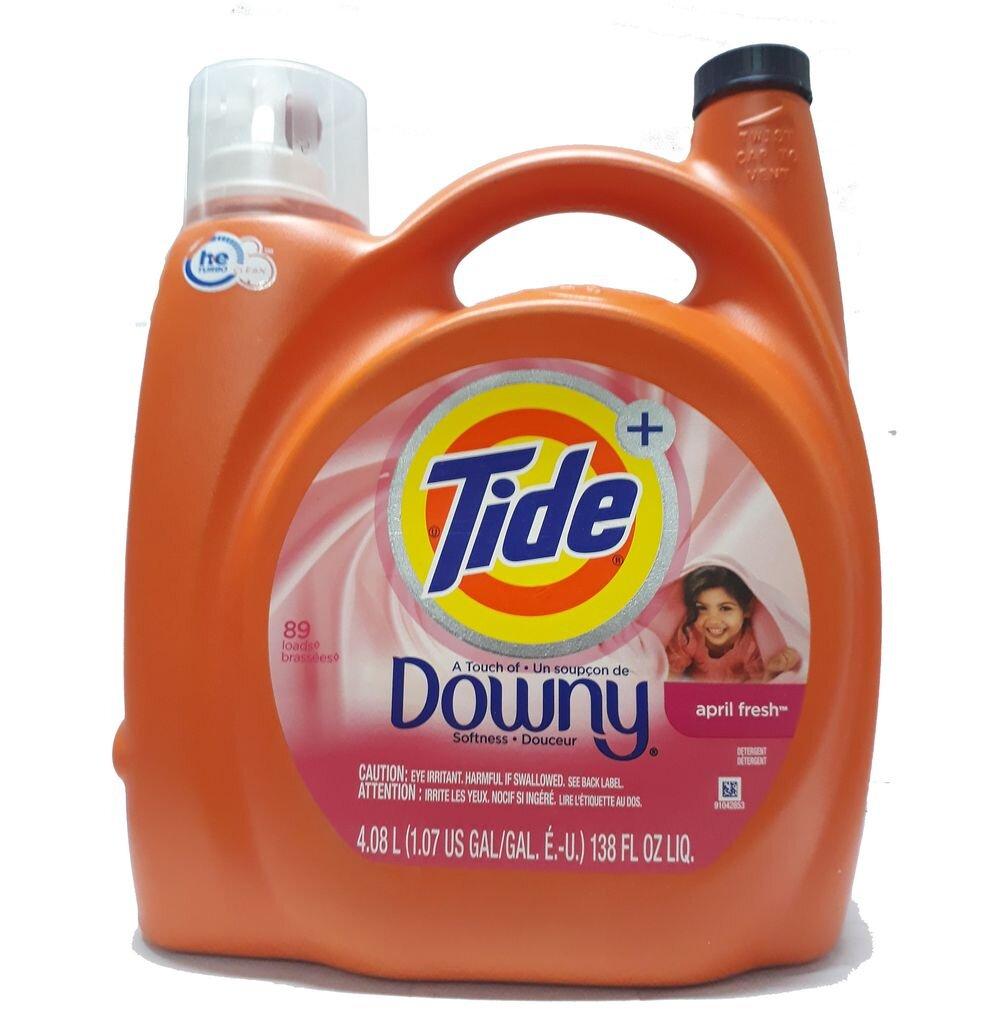 Không chỉ làm sạch, nước giặt Tide hương Downy còn giúp quần áo lưu hương thơm dịu mát suốt cả ngày