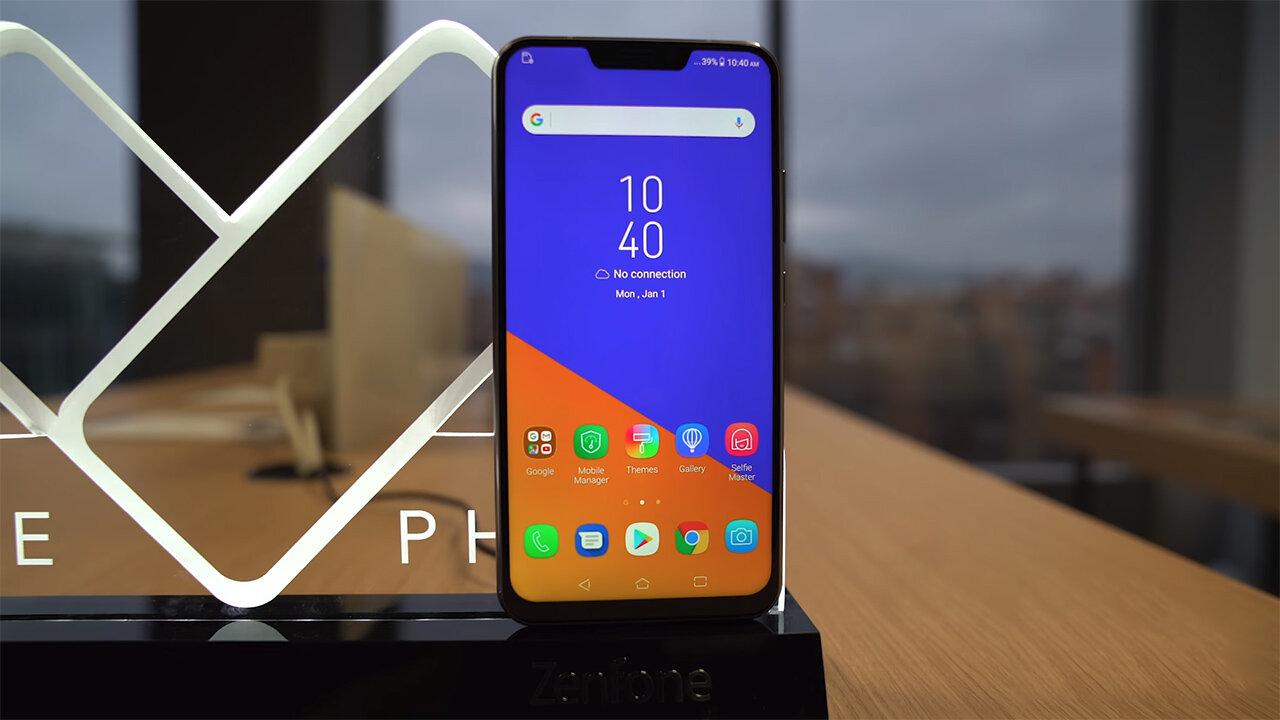 Zenfone 5Z có cấu hình cao hơn Zenfone 5