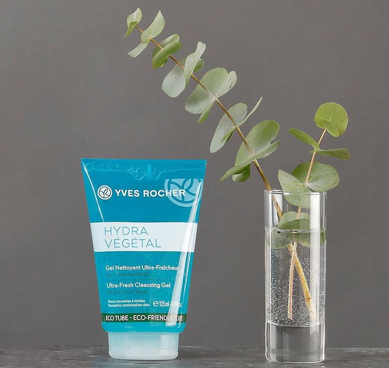 Sữa rửa mặt Yves Rocher Rocher Hydra Vegetal