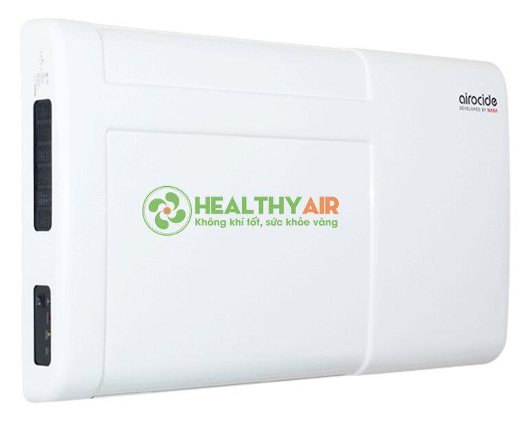 Máy lọc không khí kiểu treo tường có nhiều ưu điểm được nhiều gia đình, văn phòng lựa chọn sử dụng