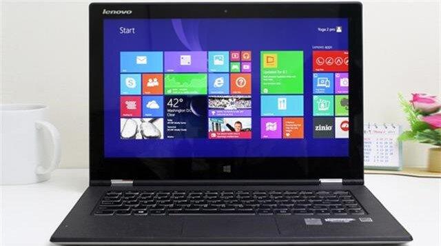 Lenovo Yoga 2 Pro đậm chất Ultrabook
