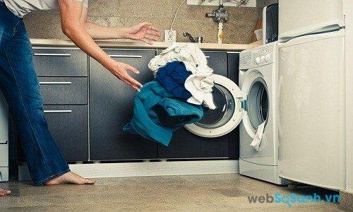 Mỗi chế độ giặt tốc độ quay vắt sẽ khác nhau (nguồn: internet)