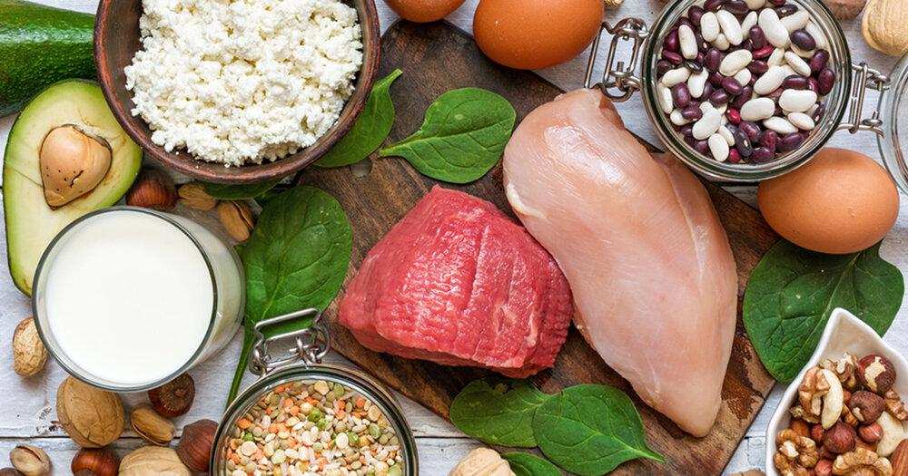 Protein có trong rất nhiều loại thực phẩm khác nhau