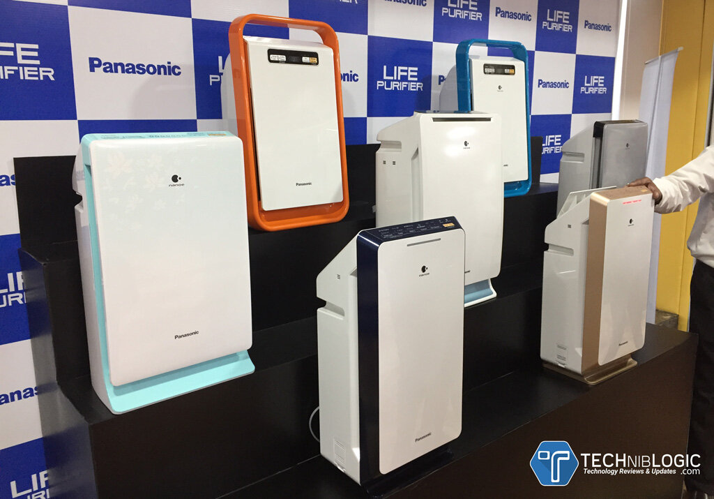 Các loại máy lọc không khí Panasonic